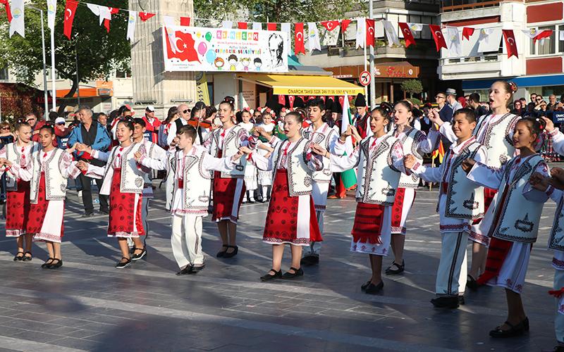 Çınarcık'ta çocuk festivali