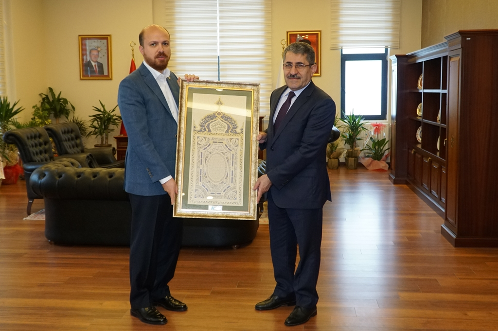 Bilal Erdoğan, Yalova Üniversitesi'nde