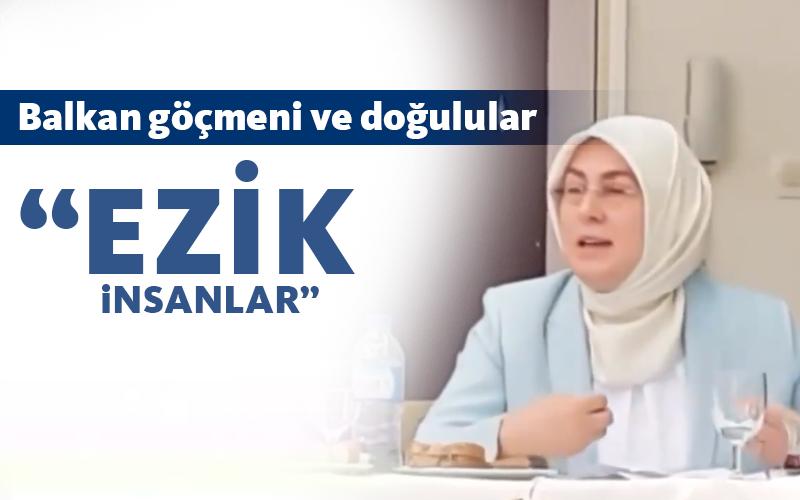 AKP'li adaydan skandal sözler