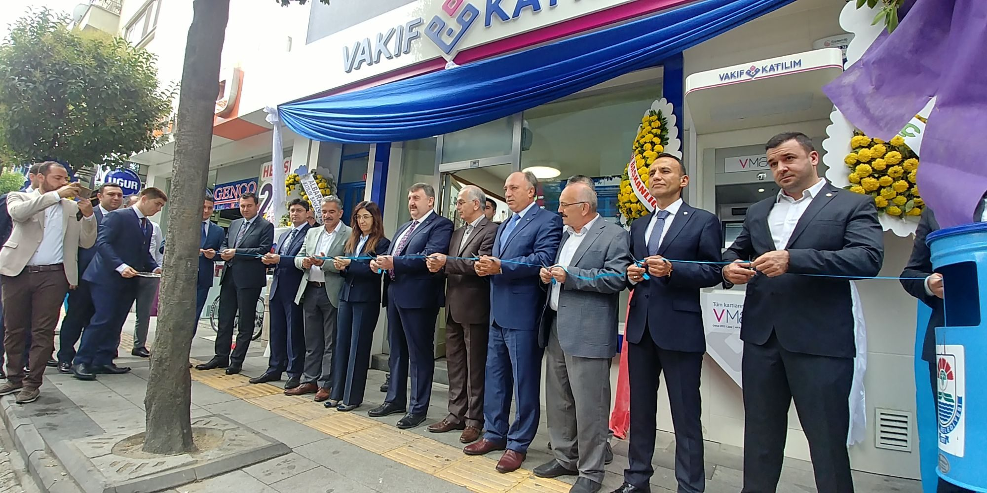 Vakıf Katılım Yalova şubesi açıldı