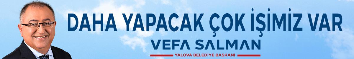 Vefa Salman – Haber Detay