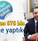 Tutuk: Borçları kapatıyoruz