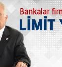 YTSO Başkanı Becan'dan bankalara çağrı