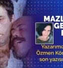 MAZLUMU GETİRİN BANA!!!
